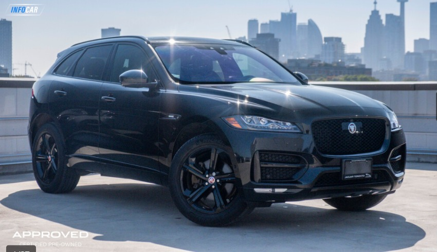 2018 Jaguar F-PACE S - INFOCAR - Toronto's Most Comprehensive New and Used Auto Trading Platform