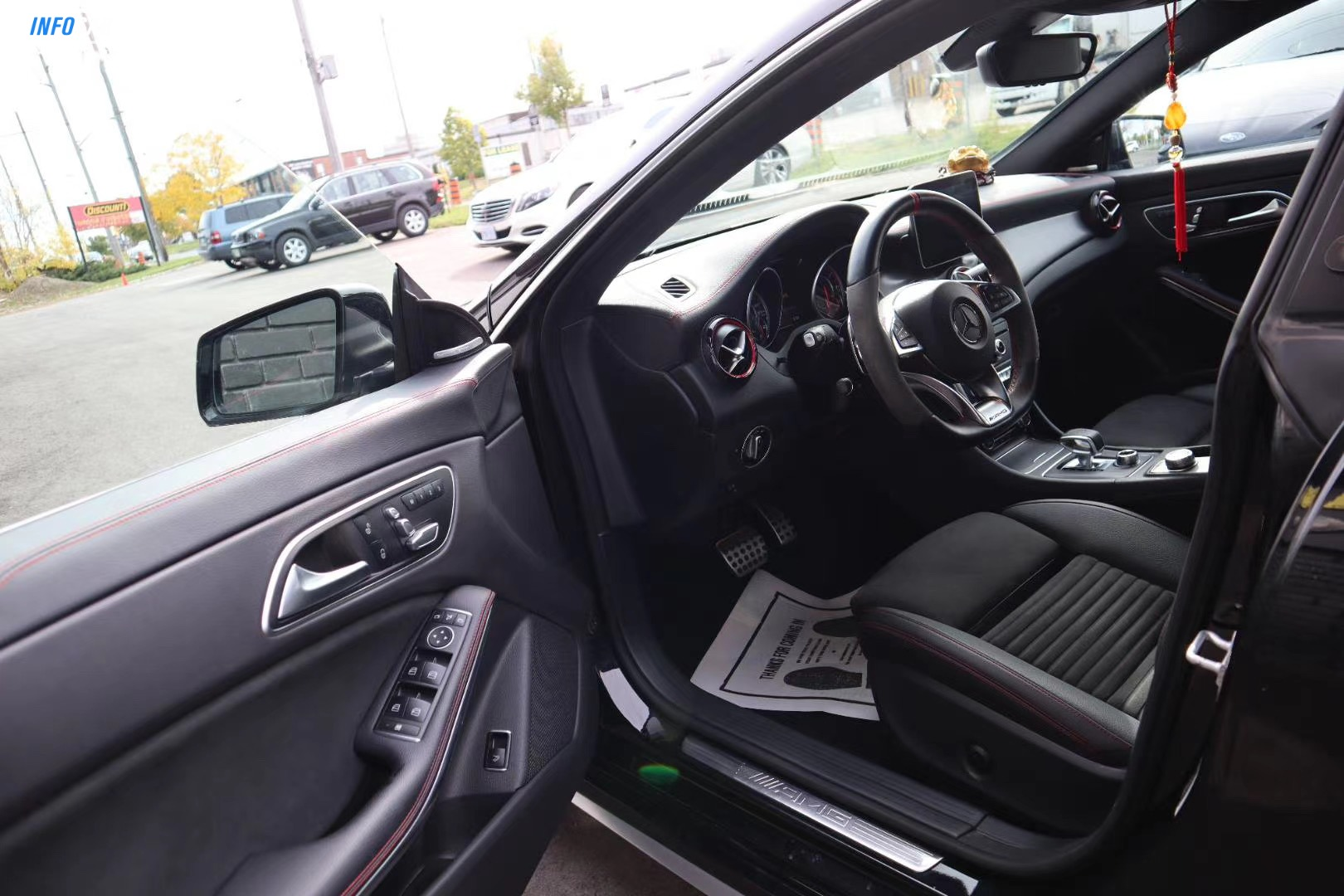 2018 Mercedes-Benz CLA-Class 45 - INFOCAR - Toronto's Most Comprehensive New and Used Auto Trading Platform