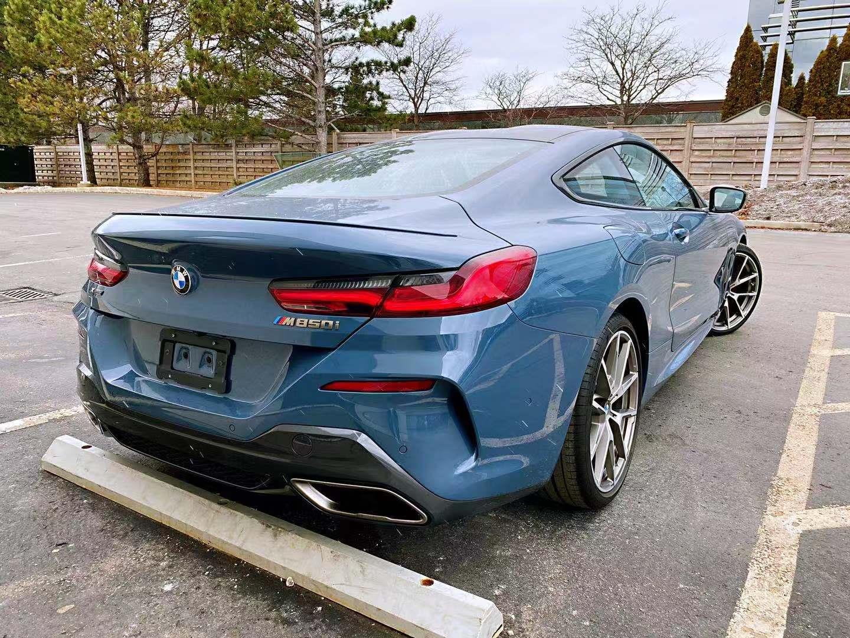 2019 BMW 8-Series M850i Xdrive - INFOCAR - Toronto's Most Comprehensive New and Used Auto Trading Platform