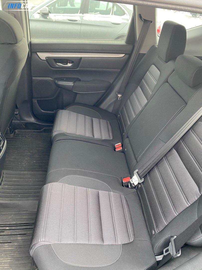 2019 Honda CR-V AWD LX - INFOCAR - Toronto's Most Comprehensive New and Used Auto Trading Platform