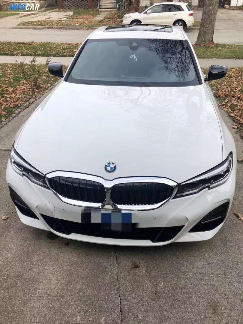 2020 BMW 3-Series 330i xdrive($5400押金) - INFOCAR - Toronto's Most Comprehensive New and Used Auto Trading Platform