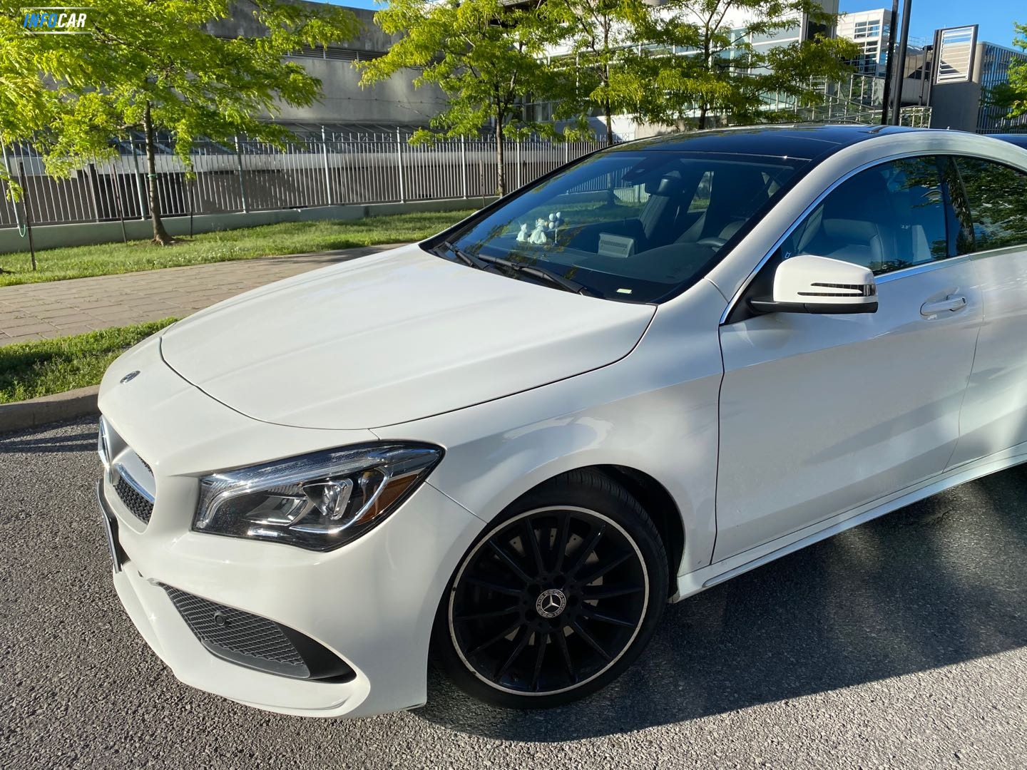 2018 Mercedes-Benz CLA-Class CLA250 - INFOCAR - Toronto's Most Comprehensive New and Used Auto Trading Platform