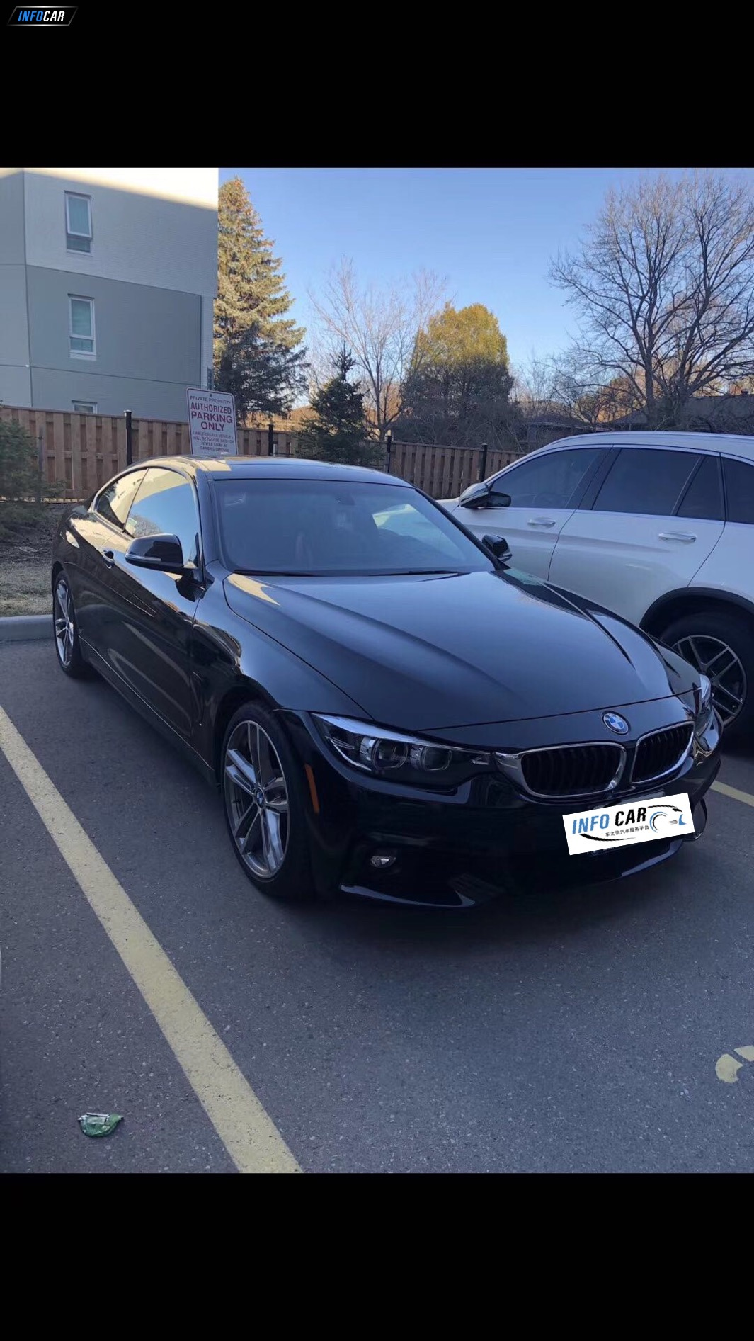 2018 BMW 4-Series Gran Coupe 440 - INFOCAR - Toronto's Most Comprehensive New and Used Auto Trading Platform