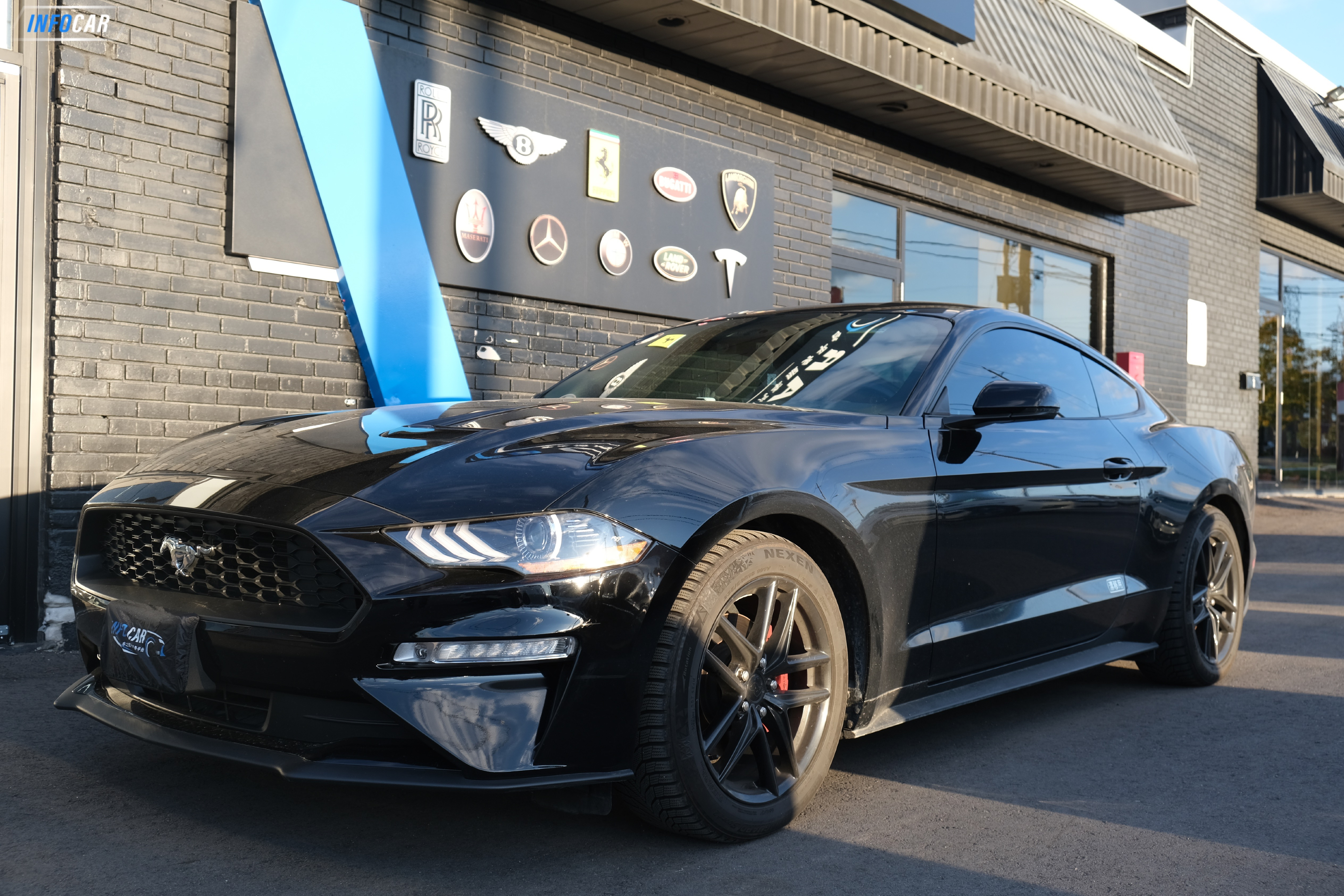 2019 Ford Mustang Ecoboost Premium - INFOCAR - Toronto's Most Comprehensive New and Used Auto Trading Platform