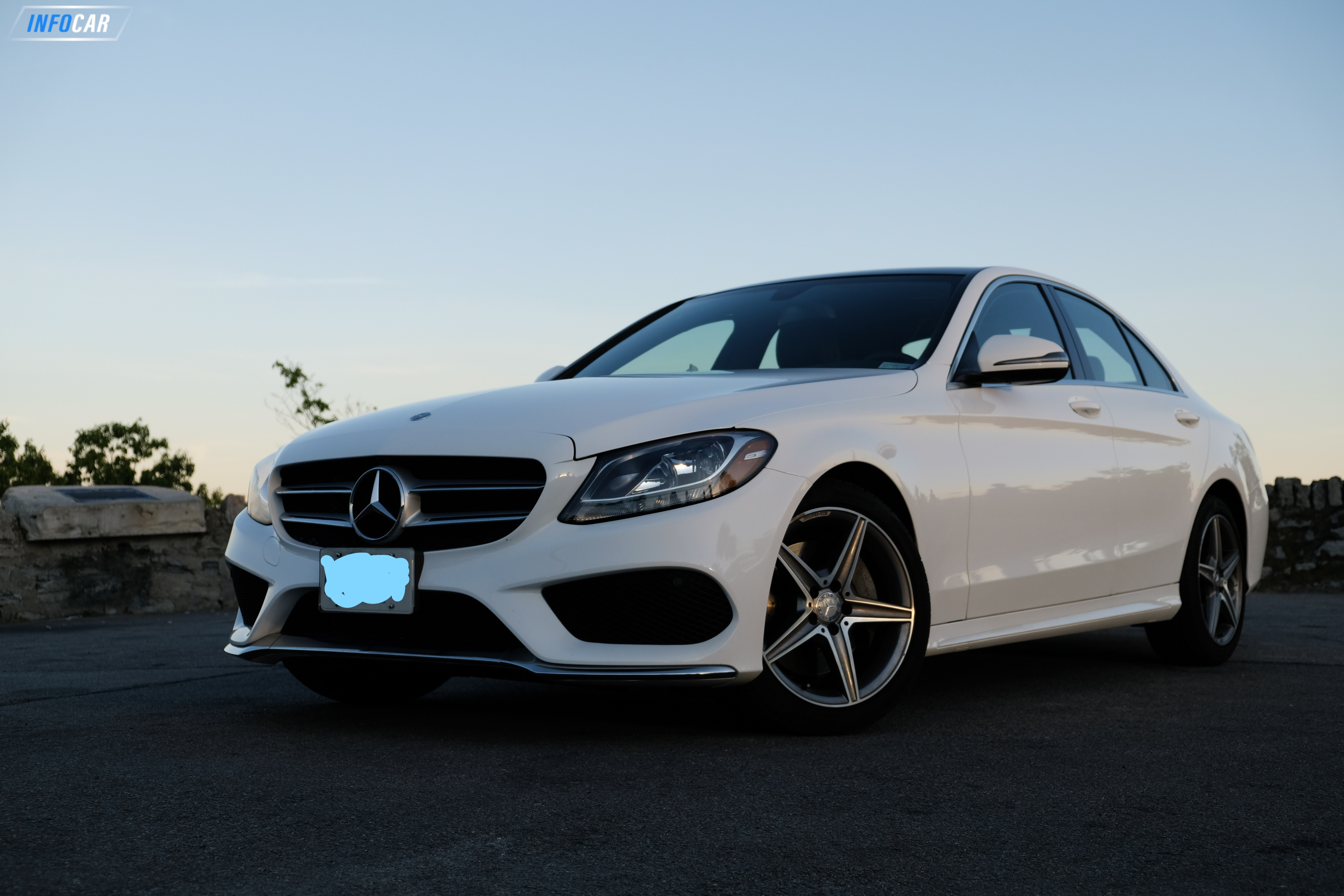 2016 Mercedes-Benz C-Class 300 - INFOCAR - Toronto's Most Comprehensive New and Used Auto Trading Platform