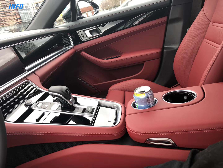 2020 Porsche Panamera 4S - INFOCAR - Toronto's Most Comprehensive New and Used Auto Trading Platform