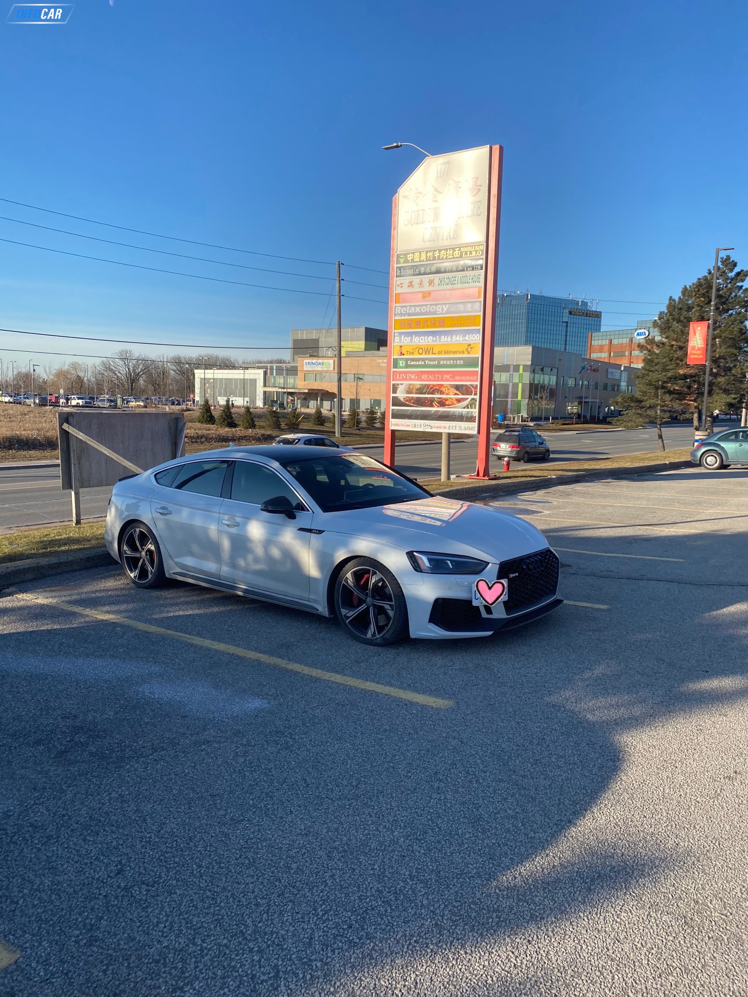 2019 Audi RS 5  - INFOCAR - Toronto's Most Comprehensive New and Used Auto Trading Platform