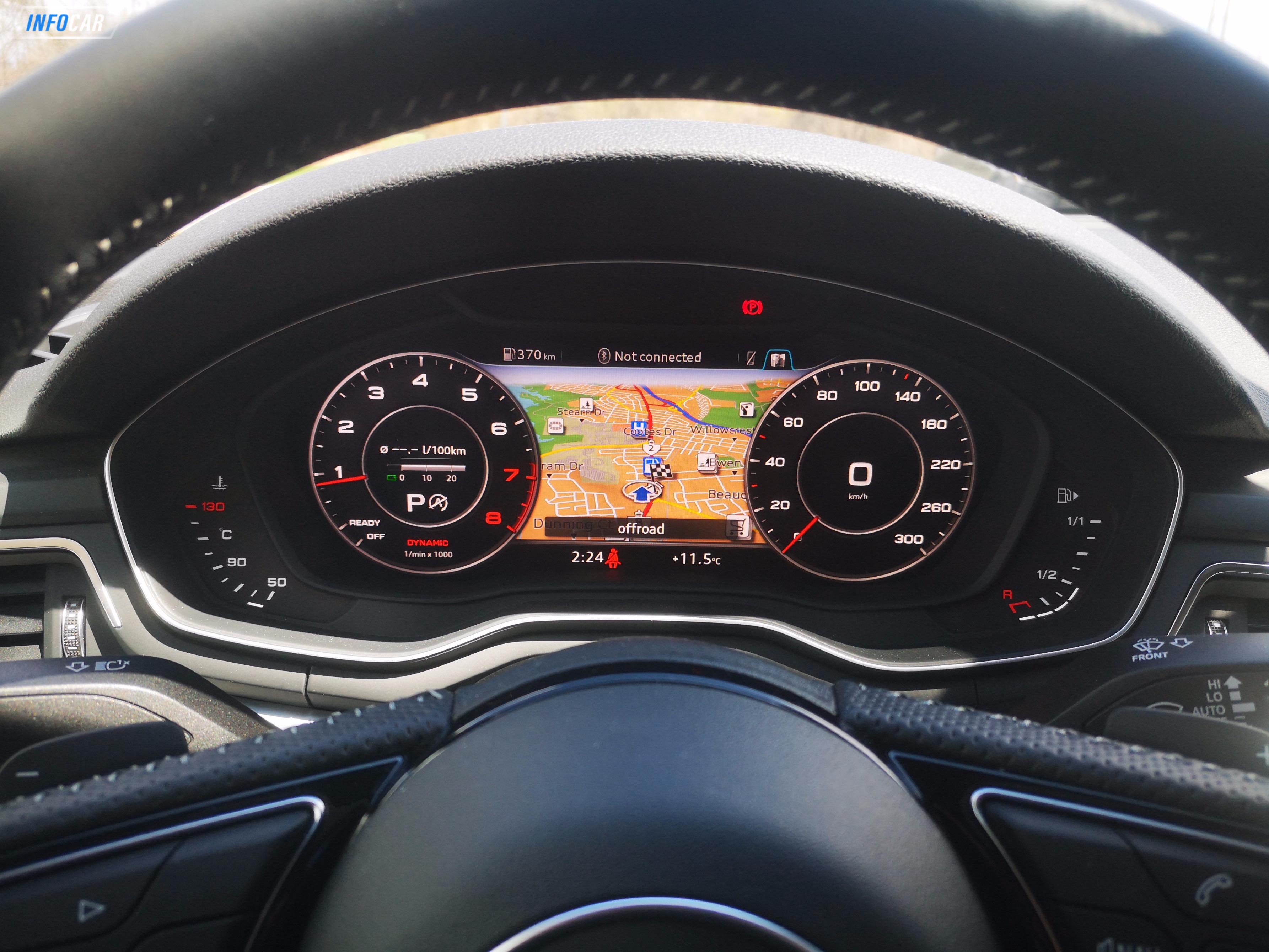 2018 Audi A5 Sportback Tecknik 45 Quattro - INFOCAR - Toronto's Most Comprehensive New and Used Auto Trading Platform