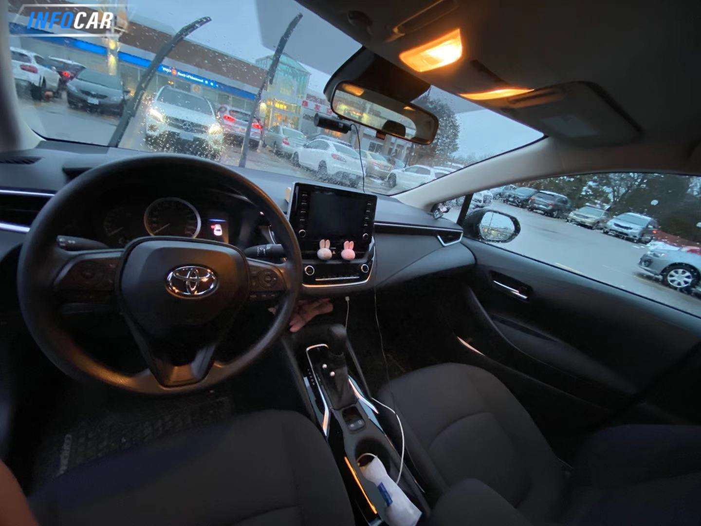 2020 Toyota Corolla LE - INFOCAR - Toronto's Most Comprehensive New and Used Auto Trading Platform