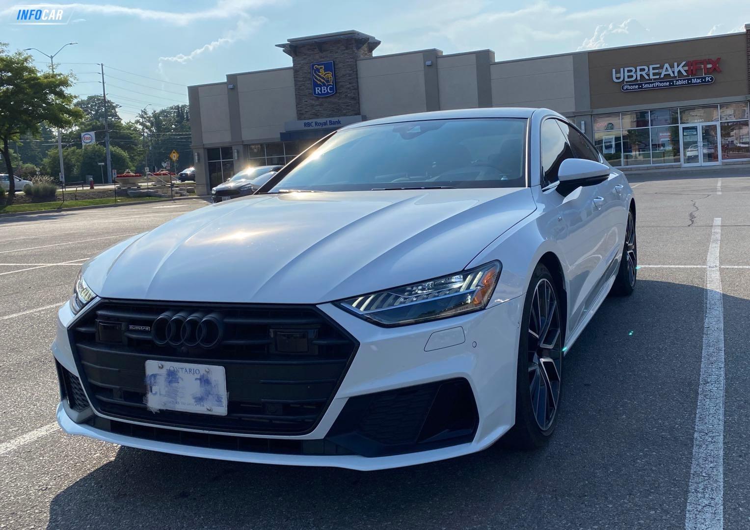 2019 Audi A7 Technik - INFOCAR - Toronto's Most Comprehensive New and Used Auto Trading Platform