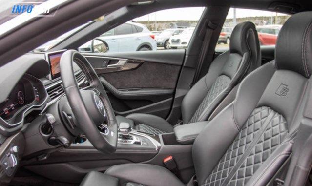 2019 Audi S5  - INFOCAR - Toronto's Most Comprehensive New and Used Auto Trading Platform