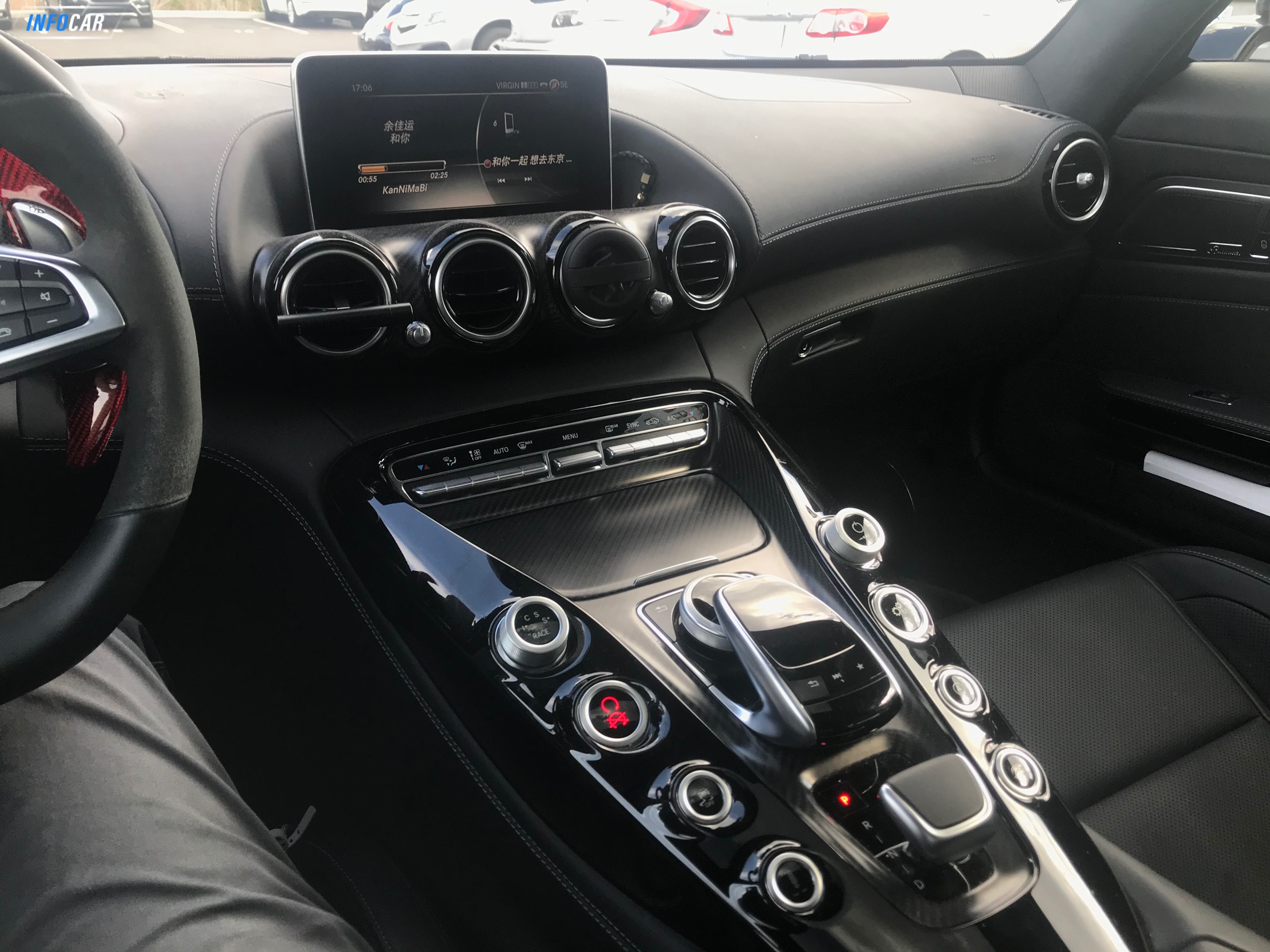 2018 Mercedes-Benz AMG GT AMG GTC - INFOCAR - Toronto's Most Comprehensive New and Used Auto Trading Platform