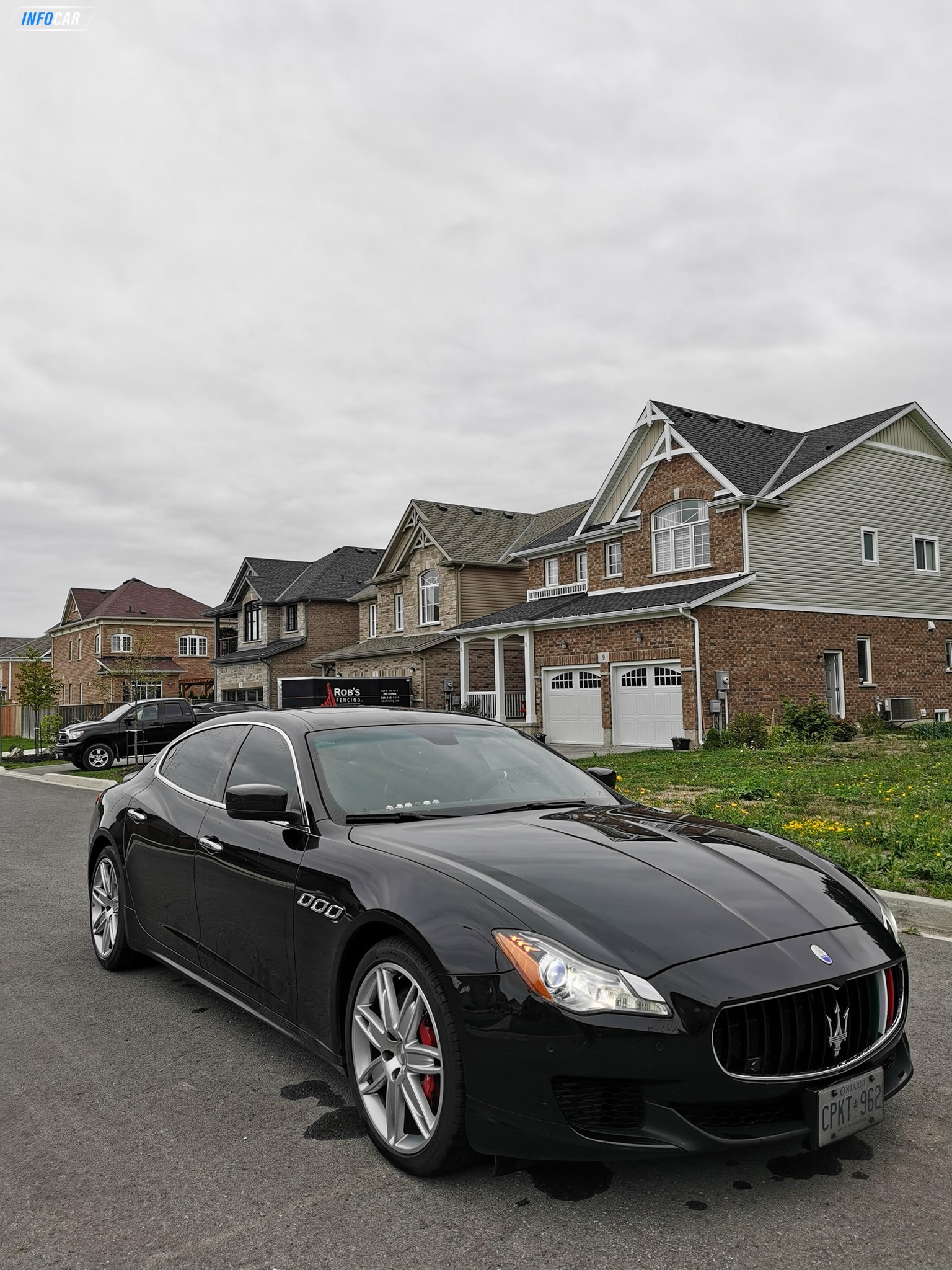 2015 Maserati Quattroporte Gts - INFOCAR - Toronto's Most Comprehensive New and Used Auto Trading Platform