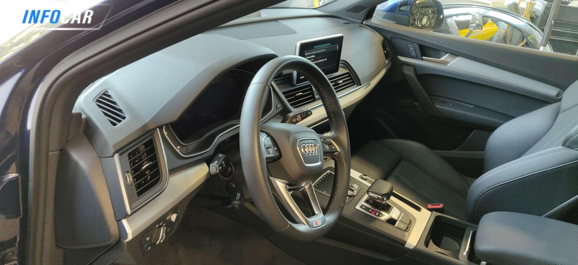 2018 Audi Q5 Technik - INFOCAR - Toronto's Most Comprehensive New and Used Auto Trading Platform