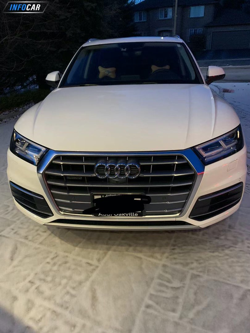 2018 Audi Q5  - INFOCAR - Toronto's Most Comprehensive New and Used Auto Trading Platform