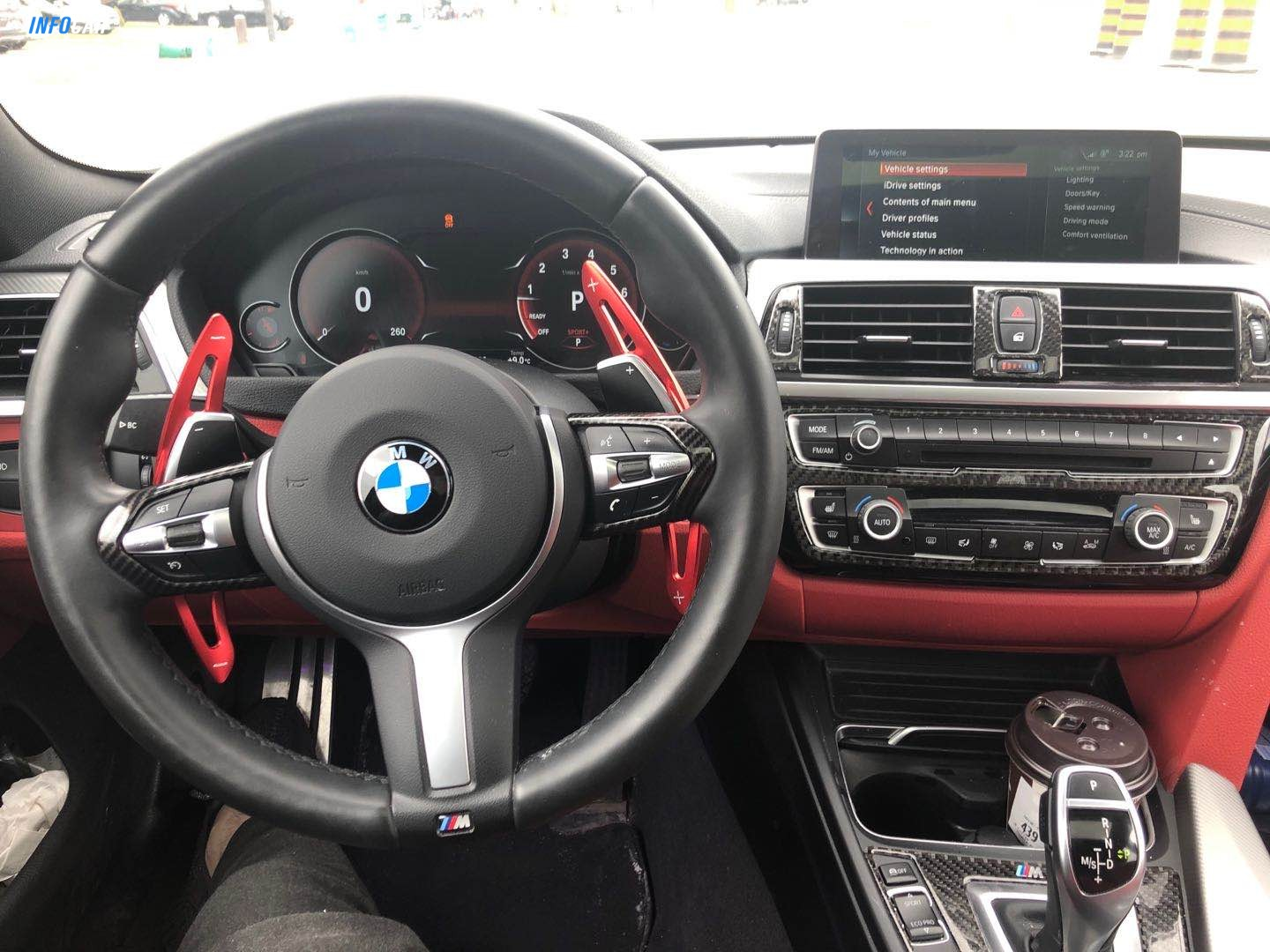 2018 BMW 4-Series Gran Coupe 430i - INFOCAR - Toronto's Most Comprehensive New and Used Auto Trading Platform