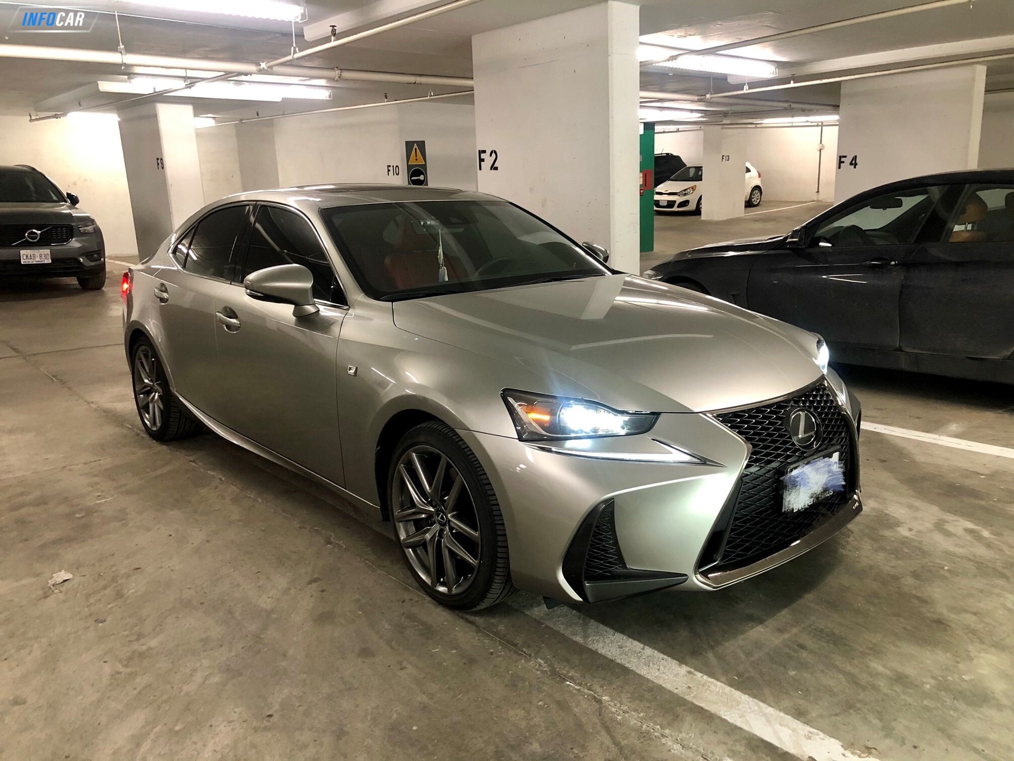 2019 Lexus IS 300 F-Sports AWD - INFOCAR - Toronto's Most Comprehensive New and Used Auto Trading Platform