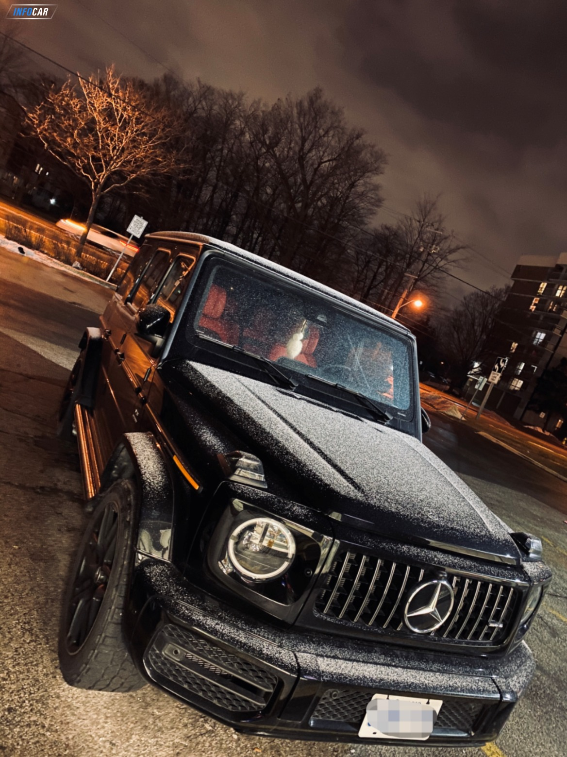 2019 Mercedes-Benz G-Class G63 - INFOCAR - Toronto's Most Comprehensive New and Used Auto Trading Platform