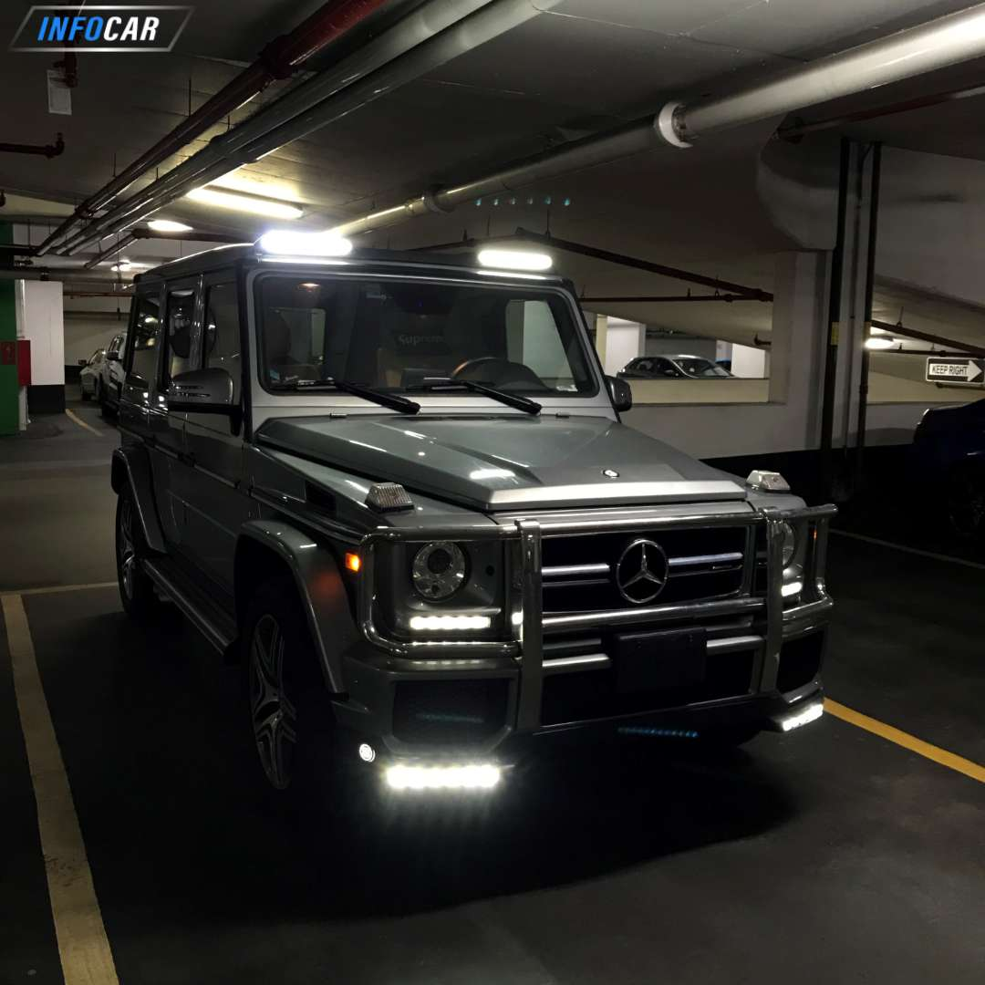 2017 Mercedes-Benz G-Class G63 - INFOCAR - Toronto's Most Comprehensive New and Used Auto Trading Platform