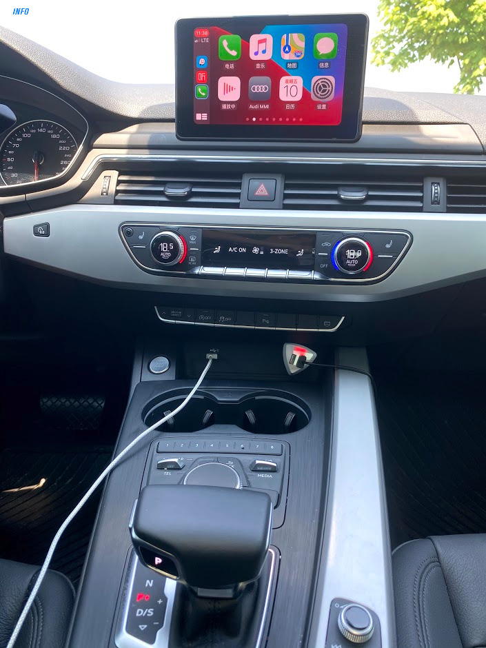 2019 Audi A5 Sportback 2.0T - INFOCAR - Toronto's Most Comprehensive New and Used Auto Trading Platform