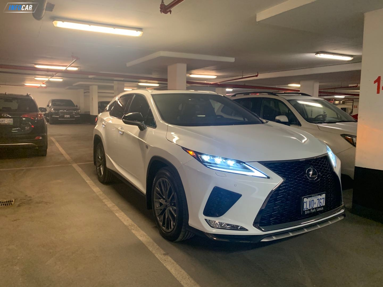 2020 Lexus RX 350 Fsoprt 2 - INFOCAR - Toronto's Most Comprehensive New and Used Auto Trading Platform