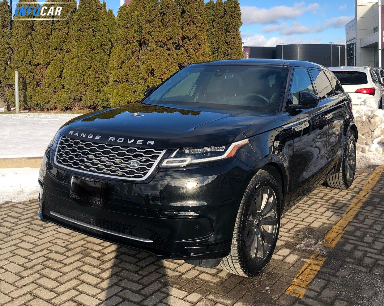 2020 Land Rover Range Rover Velar P250S - INFOCAR - Toronto's Most Comprehensive New and Used Auto Trading Platform