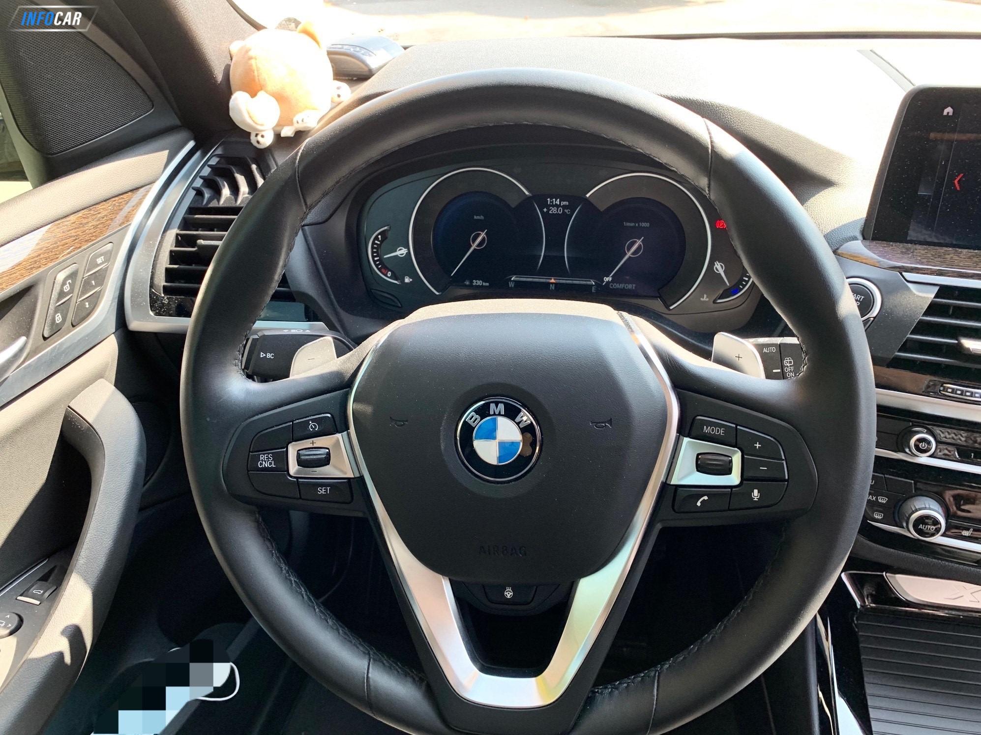 2019 BMW X3 xDrive30i - INFOCAR - Toronto's Most Comprehensive New and Used Auto Trading Platform