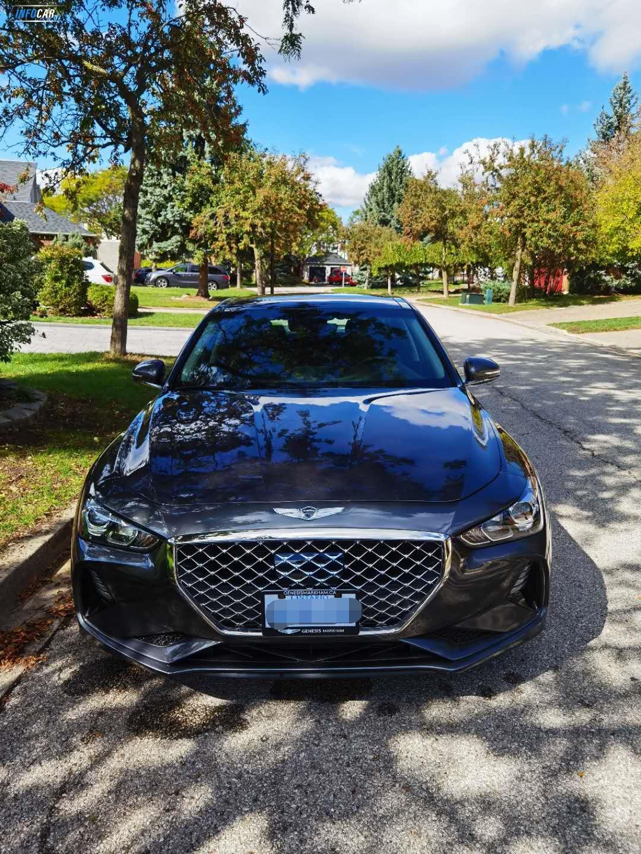 2019 Hyundai Genesis G70 Advanced - INFOCAR - Toronto's Most Comprehensive New and Used Auto Trading Platform