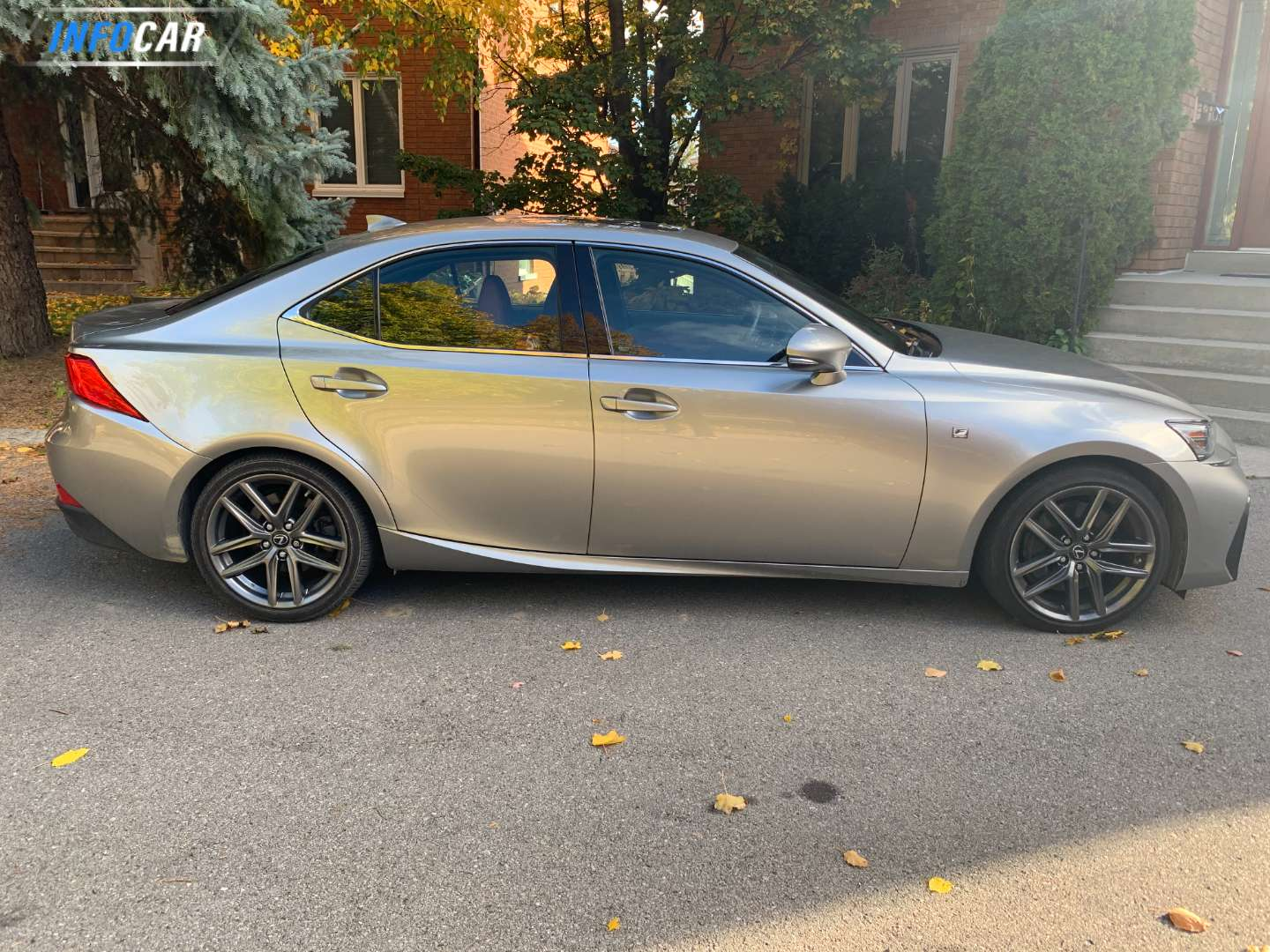 2018 Lexus IS 300 IS300 AWD F2 - INFOCAR - Toronto's Most Comprehensive New and Used Auto Trading Platform