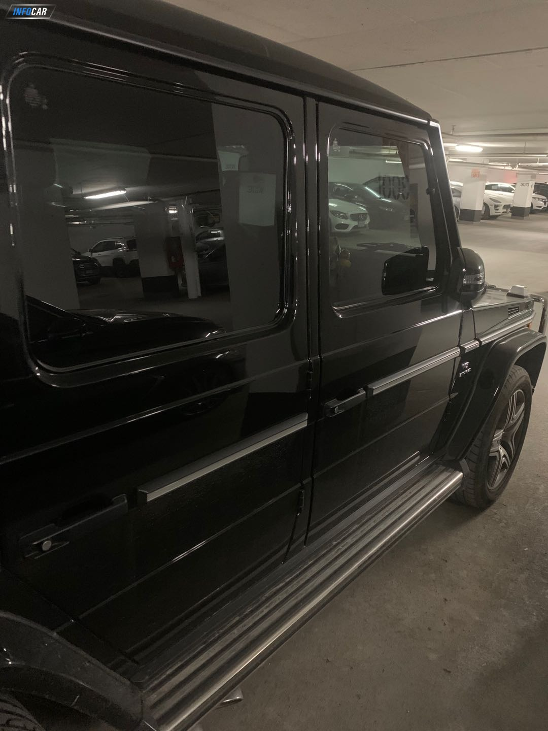 2018 Mercedes-Benz G-Class 63 - INFOCAR - Toronto's Most Comprehensive New and Used Auto Trading Platform