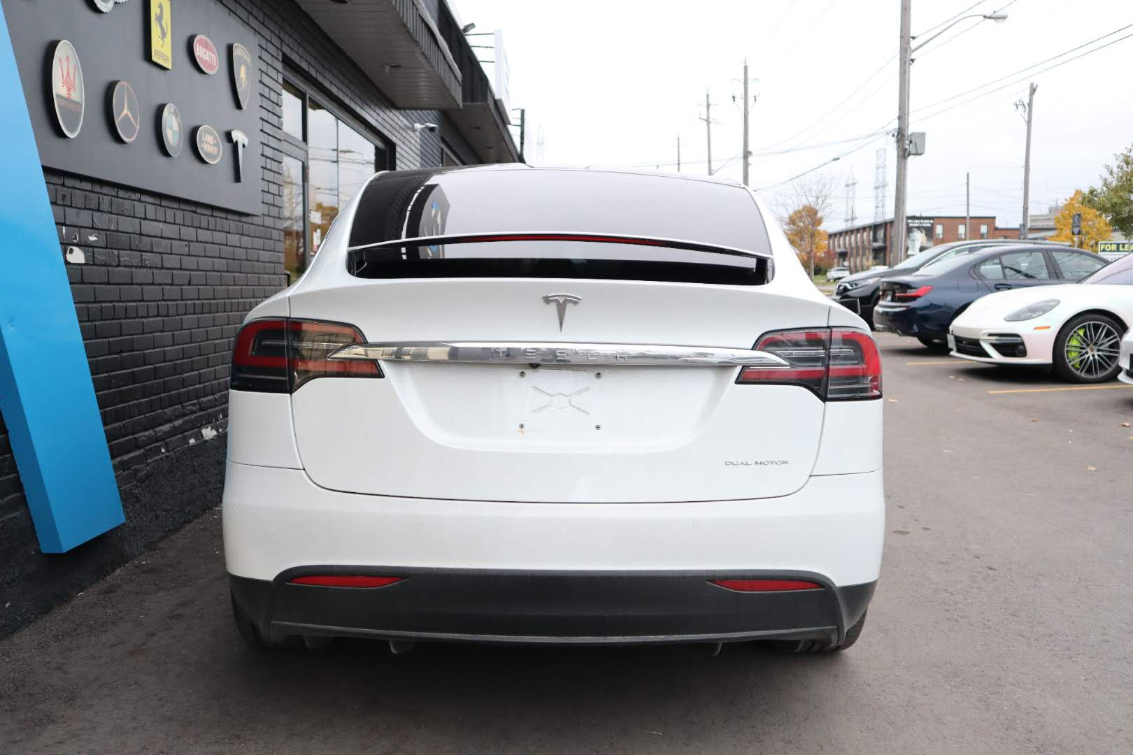 2019 Tesla Model X LONG RANGE - INFOCAR - Toronto's Most Comprehensive New and Used Auto Trading Platform