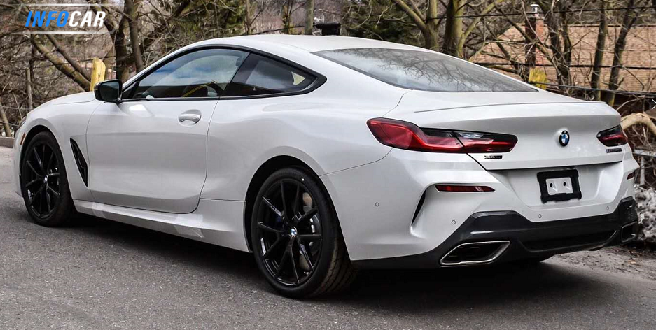 2020 BMW 8-Series Gran Coupe M850i coupe demo - INFOCAR - Toronto's Most Comprehensive New and Used Auto Trading Platform
