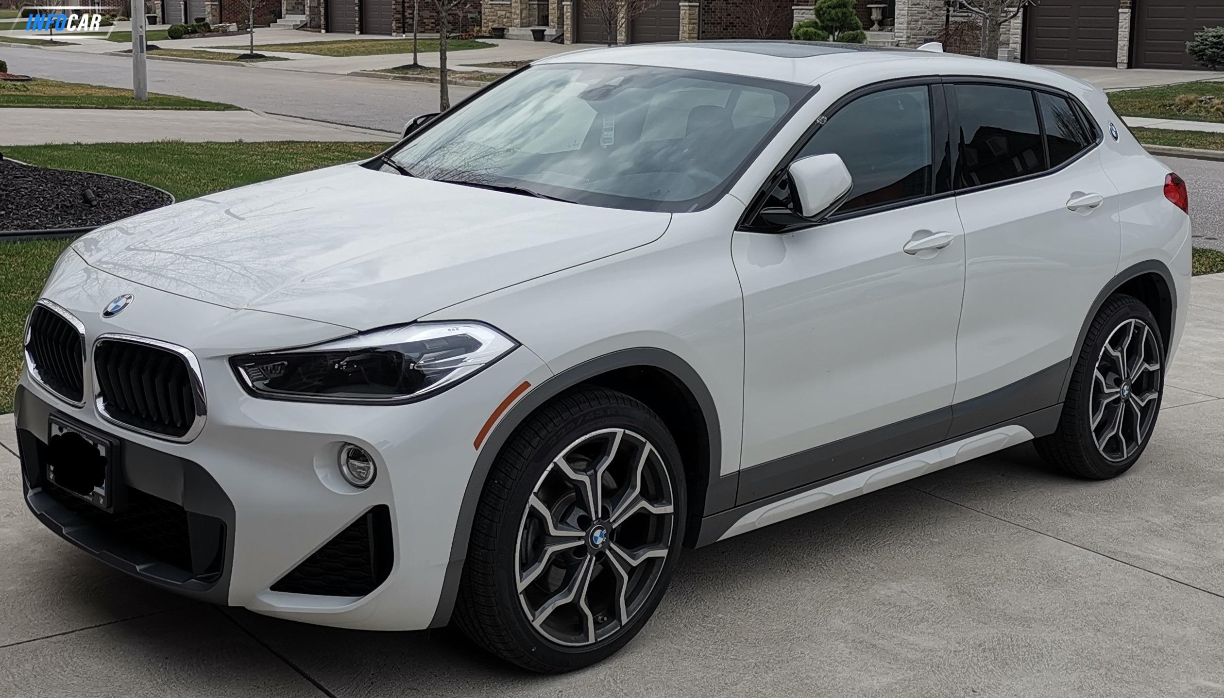 2018 BMW X2 x drive 28i - INFOCAR - Toronto's Most Comprehensive New and Used Auto Trading Platform