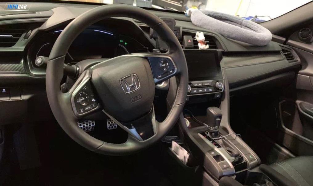 2019 Honda Civic Hatchback Sport - INFOCAR - Toronto's Most Comprehensive New and Used Auto Trading Platform