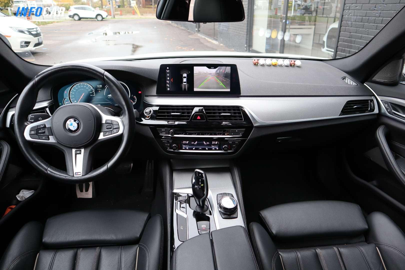 2017 BMW 5-Series 530i xDrive - INFOCAR - Toronto's Most Comprehensive New and Used Auto Trading Platform