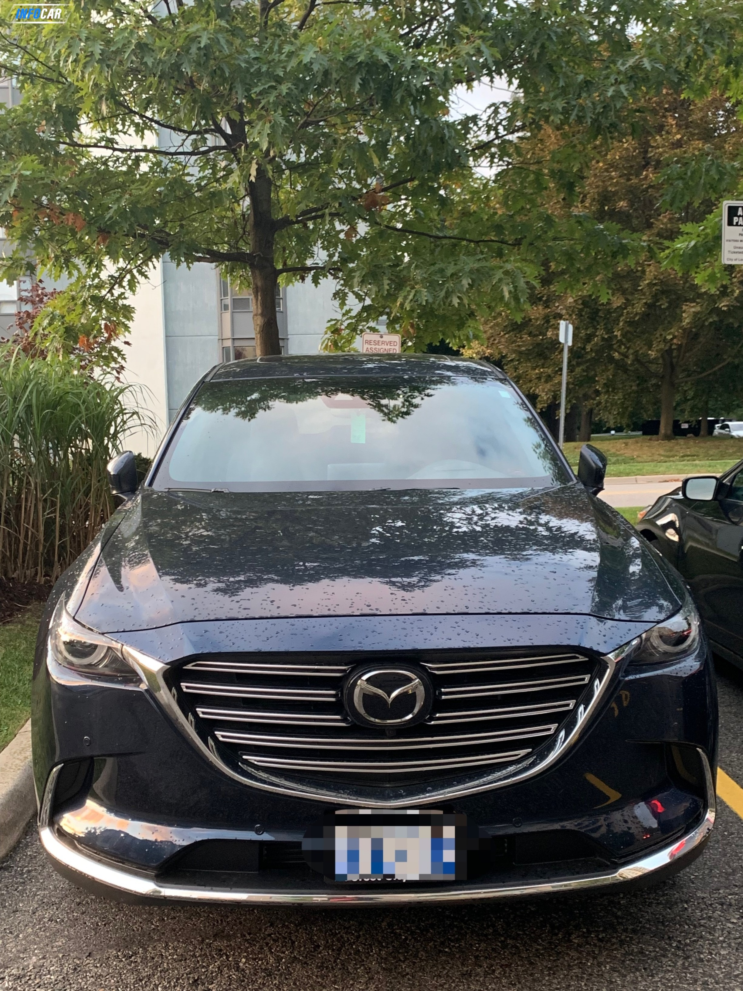 2020 Mazda CX-9 GT - INFOCAR - Toronto's Most Comprehensive New and Used Auto Trading Platform