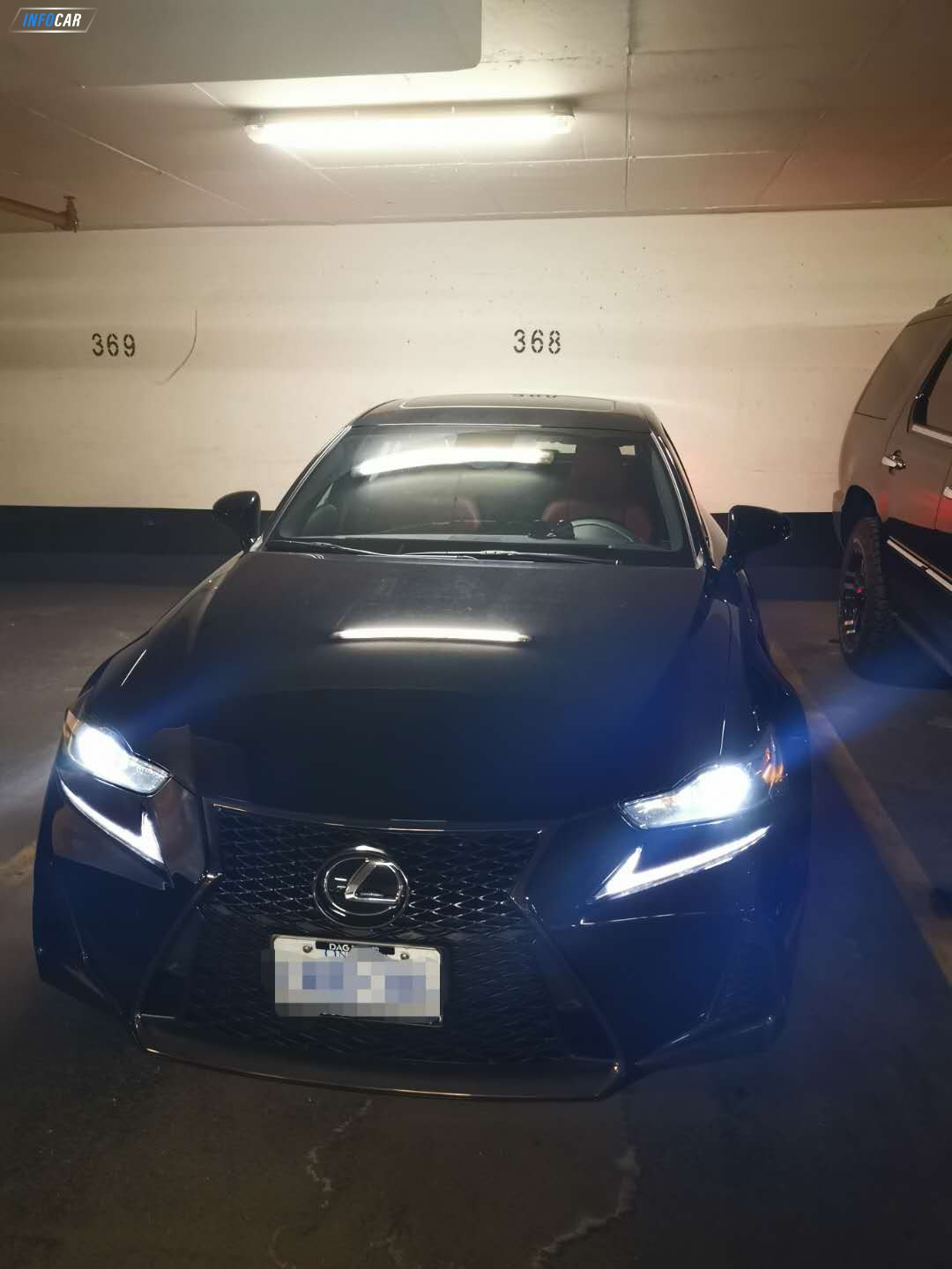 2018 Lexus IS Is350 F AWD  - INFOCAR - Toronto's Most Comprehensive New and Used Auto Trading Platform