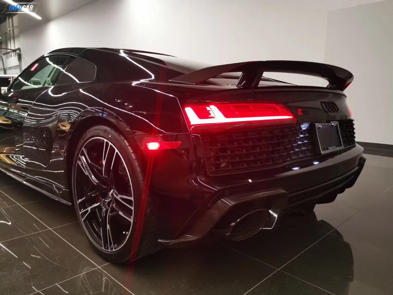 2020 Audi R8  v10 plus - INFOCAR - Toronto's Most Comprehensive New and Used Auto Trading Platform