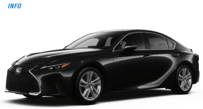 2021 Lexus IS 300 premium - INFOCAR - Toronto's Most Comprehensive New and Used Auto Trading Platform