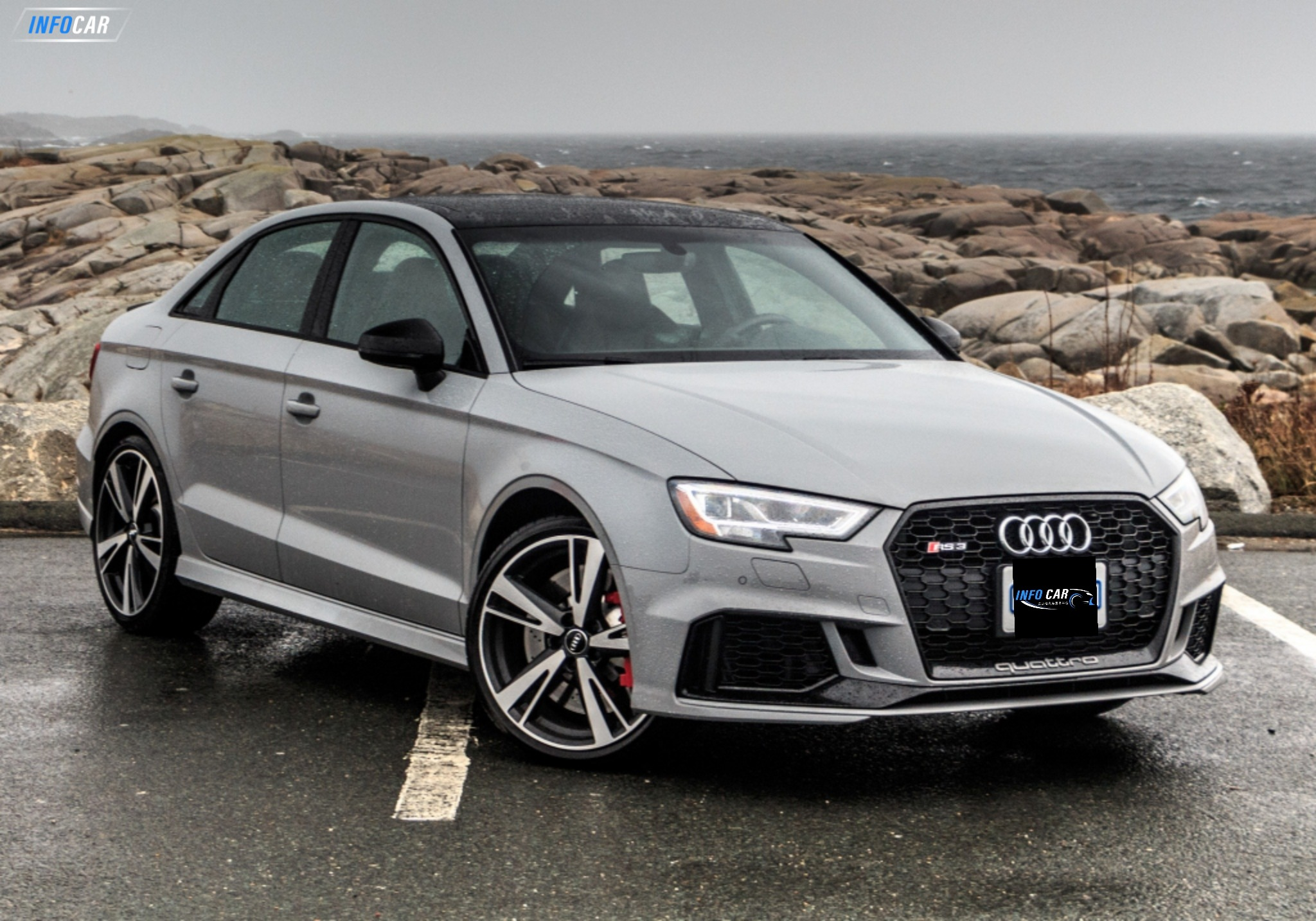 2019 Audi RS 3   - INFOCAR - Toronto's Most Comprehensive New and Used Auto Trading Platform