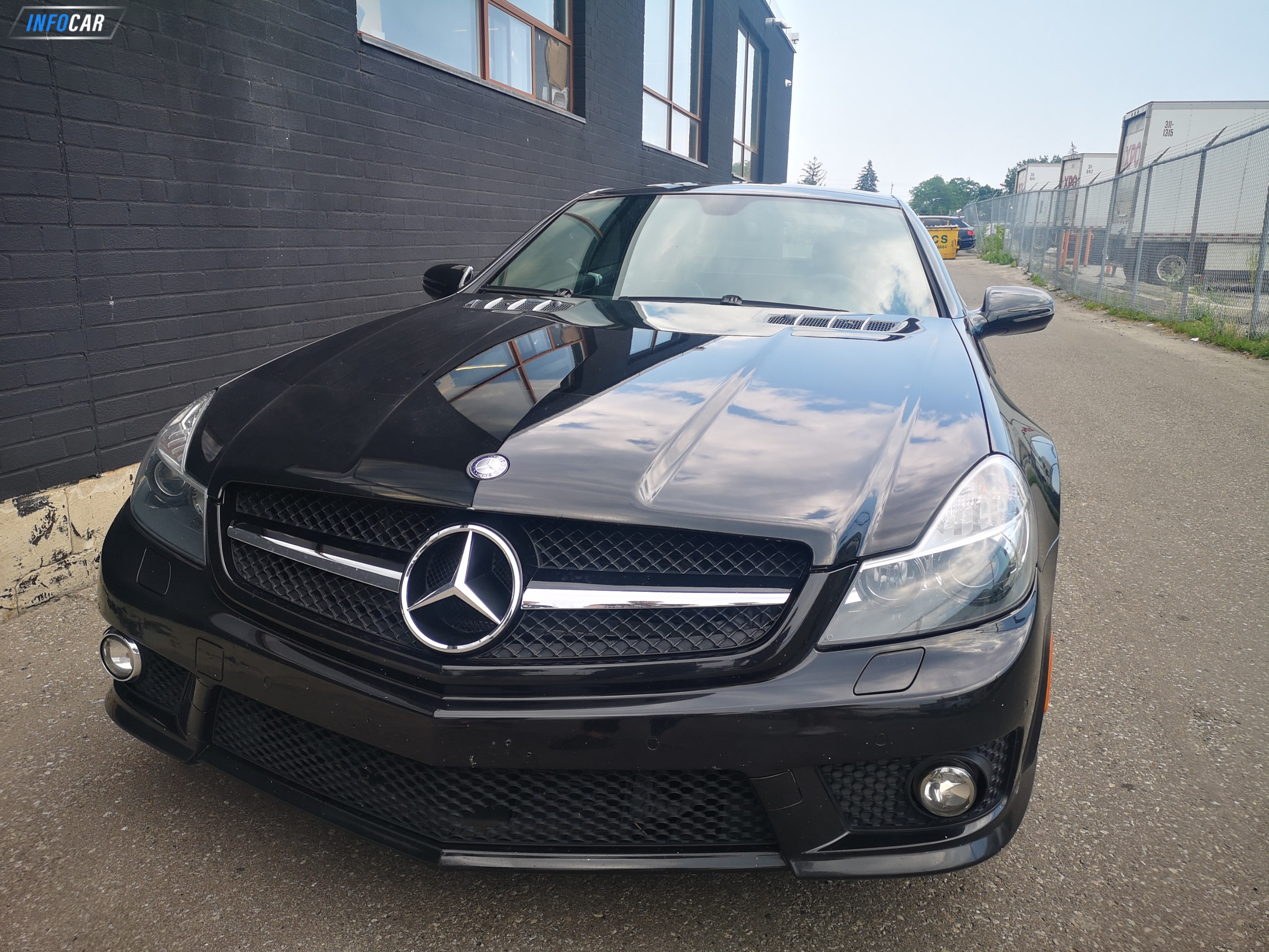 2009 Mercedes-Benz SL-Class 63 AMG  - INFOCAR - Toronto's Most Comprehensive New and Used Auto Trading Platform