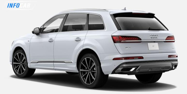 2020 Audi Q7 Technik - INFOCAR - Toronto's Most Comprehensive New and Used Auto Trading Platform