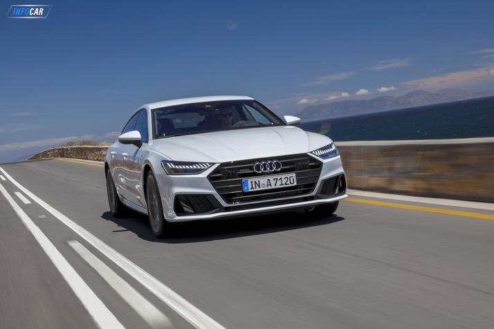 2019 Audi A7 progressiv quattro - INFOCAR - Toronto's Most Comprehensive New and Used Auto Trading Platform