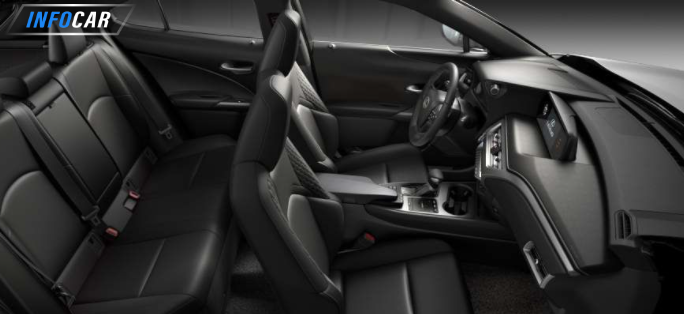 2021 Lexus UX 250h  - INFOCAR - Toronto's Most Comprehensive New and Used Auto Trading Platform