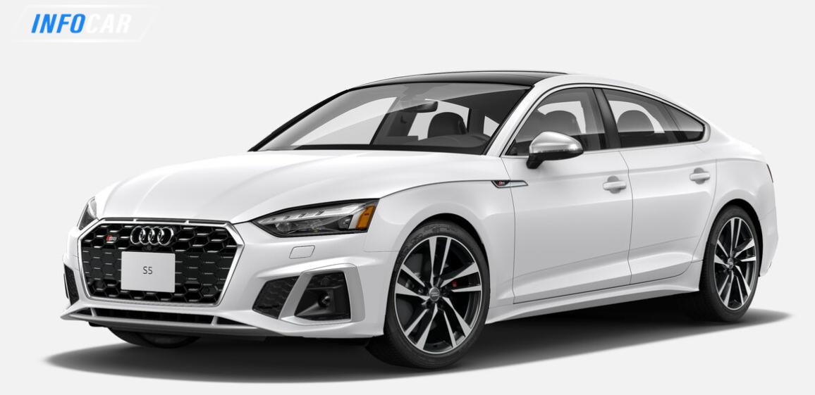2020 Audi S5 Technik - INFOCAR - Toronto's Most Comprehensive New and Used Auto Trading Platform