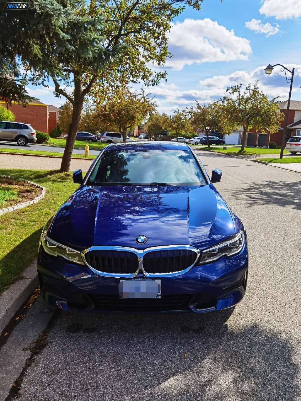 2019 BMW 3-Series 330i - INFOCAR - Toronto's Most Comprehensive New and Used Auto Trading Platform