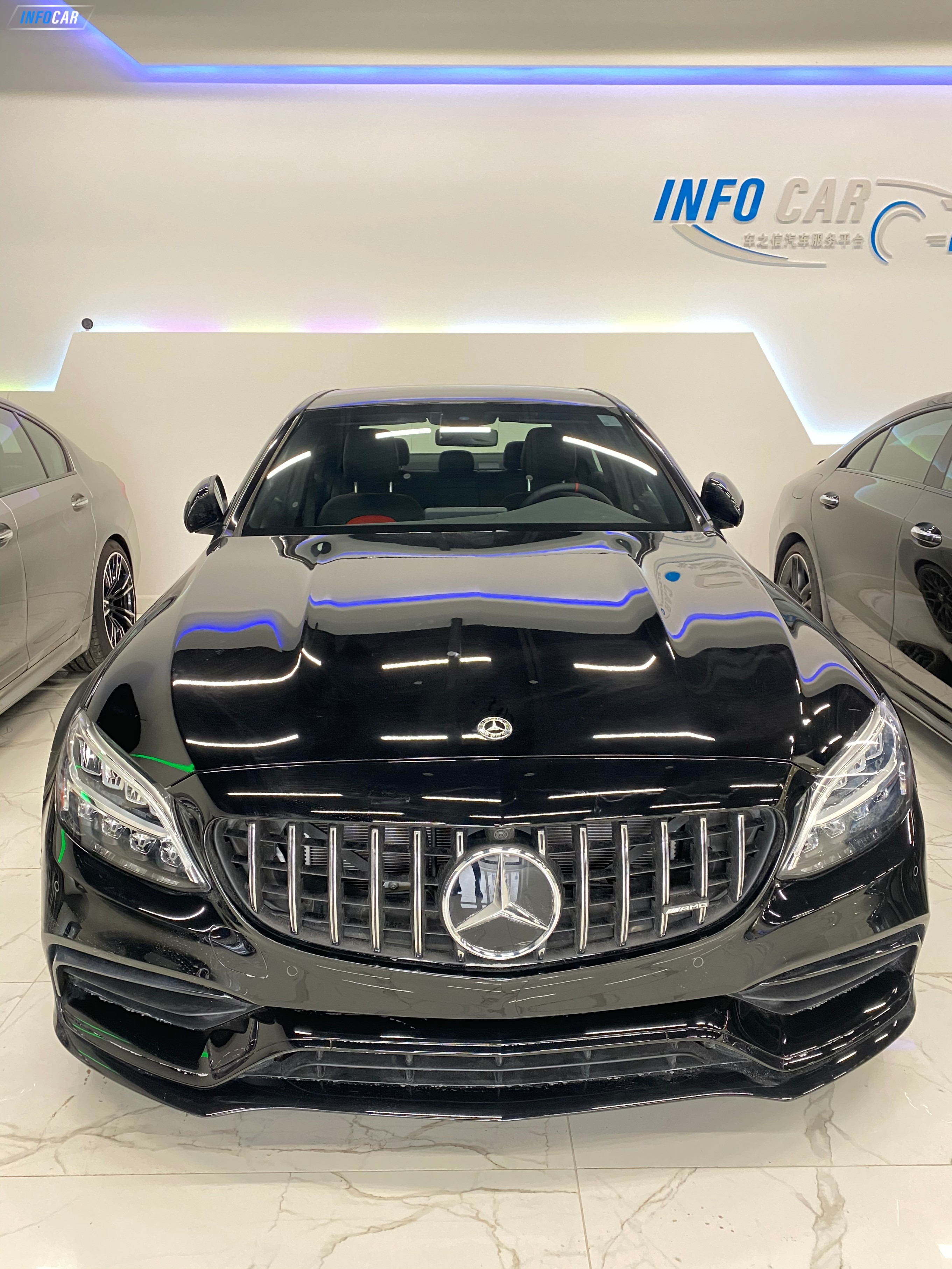 2019 Mercedes-Benz C-Class C63s - INFOCAR - Toronto's Most Comprehensive New and Used Auto Trading Platform