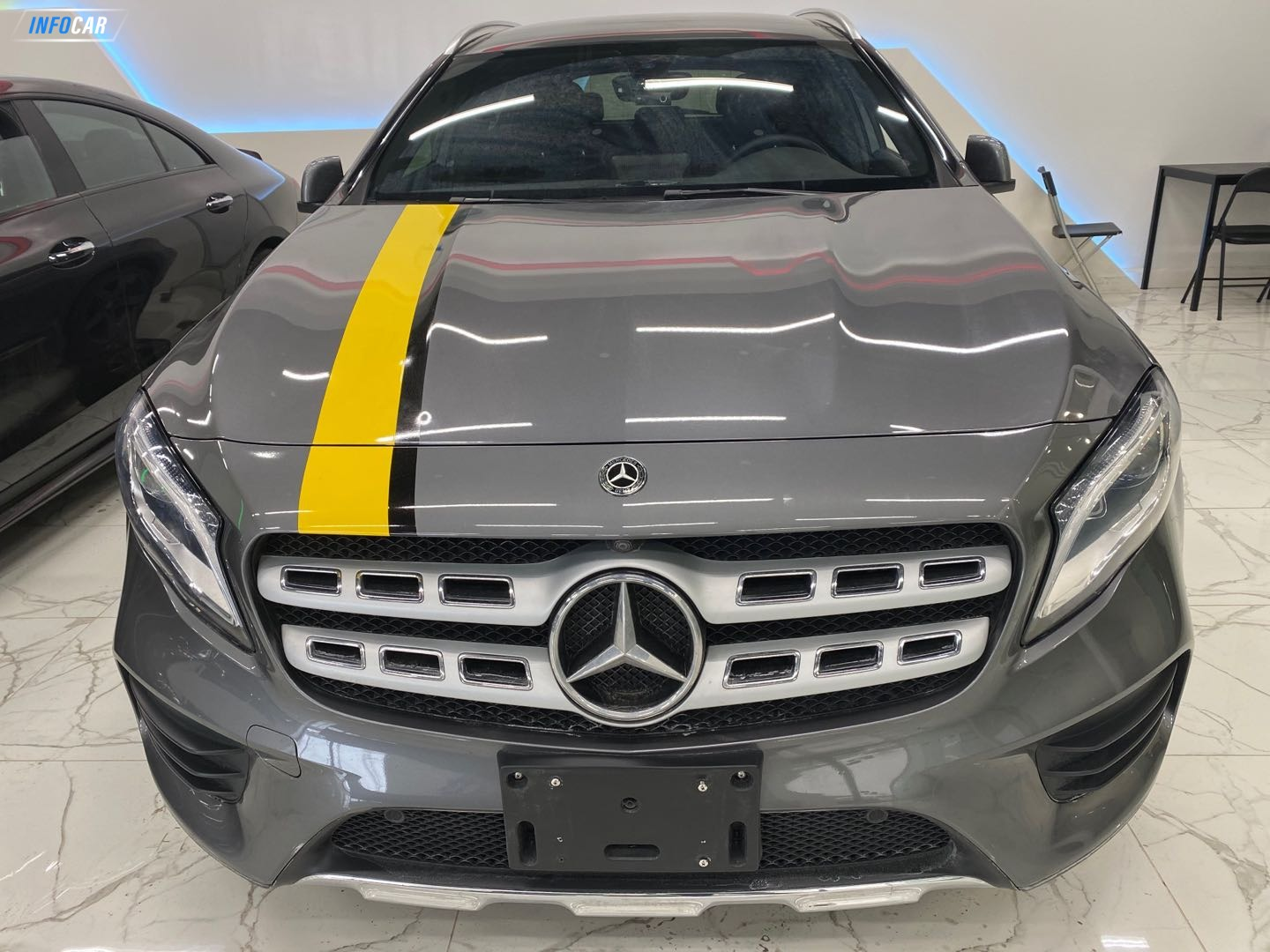 2018 Mercedes-Benz GLA-Class 250 - INFOCAR - Toronto's Most Comprehensive New and Used Auto Trading Platform