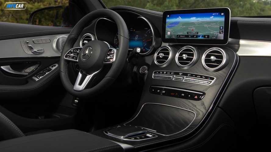 2020 Mercedes-Benz GLC-Class GLC 300 - INFOCAR - Toronto's Most Comprehensive New and Used Auto Trading Platform