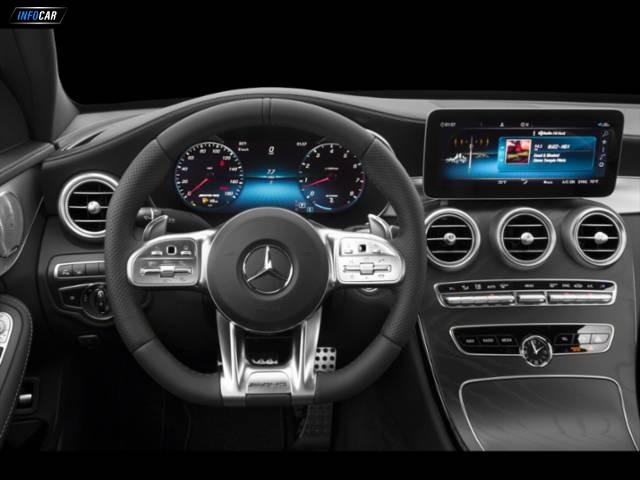 2020 Mercedes-Benz C-Class C43 - INFOCAR - Toronto's Most Comprehensive New and Used Auto Trading Platform